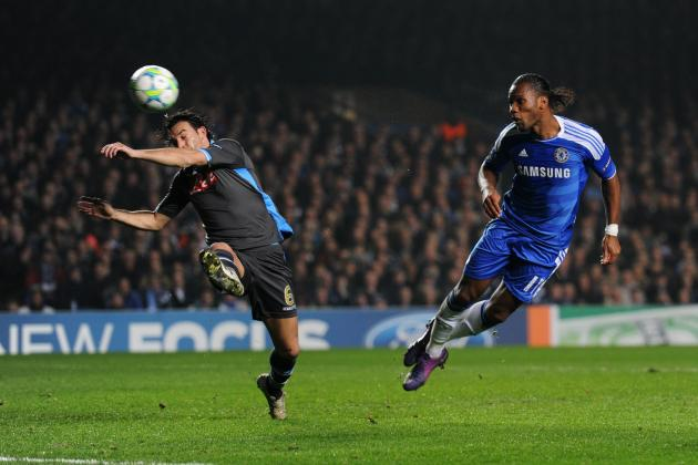 Didier Drogba's Acting Skills Help Chelsea Beat Napoli at Their Own Game