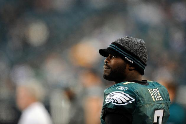 Philadelphia Eagles QB Michael Vick Almost out of $20 Million Debt
