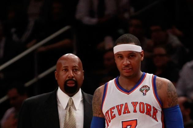New York Knicks: Why Mike Woodson Is a Fit for Jeremy Lin and Carmelo Anthony