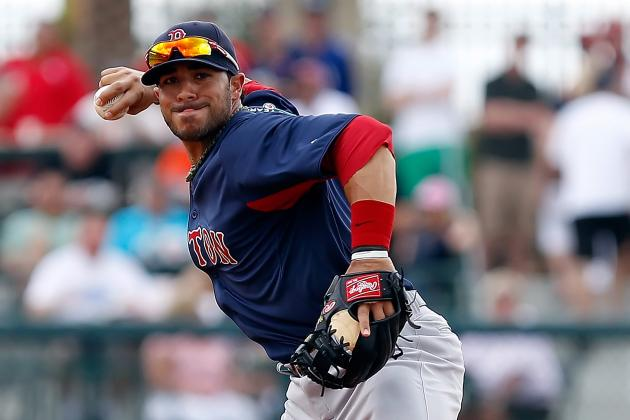 Boston Red Sox: Could Mike Aviles End Up Hitting Leadoff?