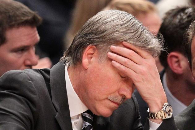 Mike D'Antoni Gives Up on Carmelo Anthony, New York Knicks