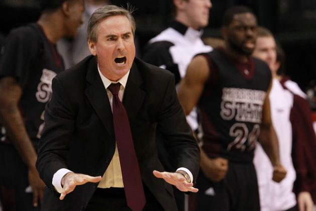 Rick Stansbury Reportedly Retires as Mississippi State Basketball Head Coach