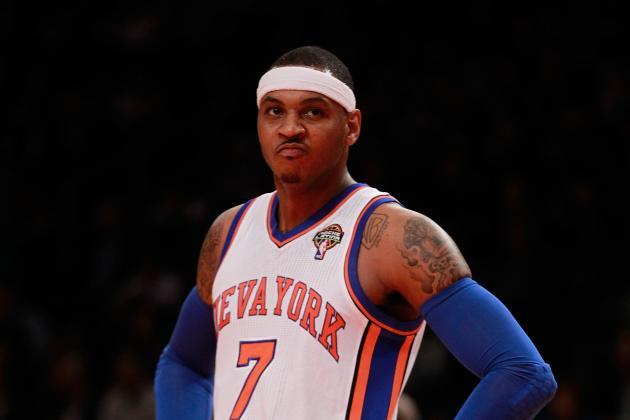 Carmelo Anthony Needs Phil Jackson to Repair Damaged NBA Legacy