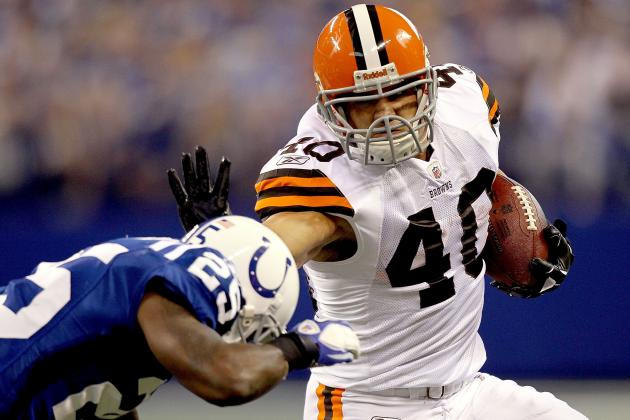 NFL Free Agency: Peyton Hillis Signs with Chiefs to Resurrect Career