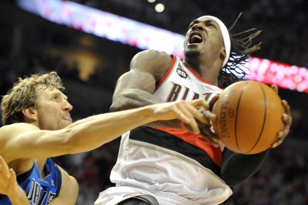 Blazers Trade Gerald Wallace to Nets for 2 Players, Protected 1st Round Pick
