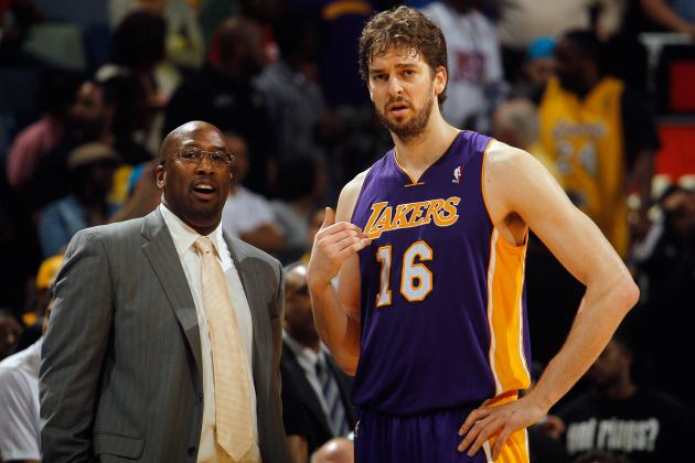Lakers Rumors: Why Lakers Are Foolish to Keep Pau Gasol in Los Angeles