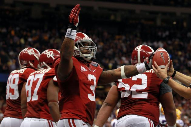 Peyton Hillis to Chiefs Means Trent Richardson Will Wear Browns Uniform in 2012