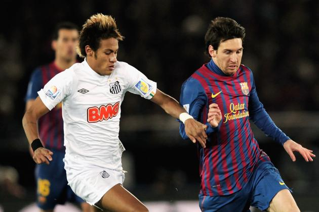 Why Neymar Is the Natural Heir to Lionel Messi