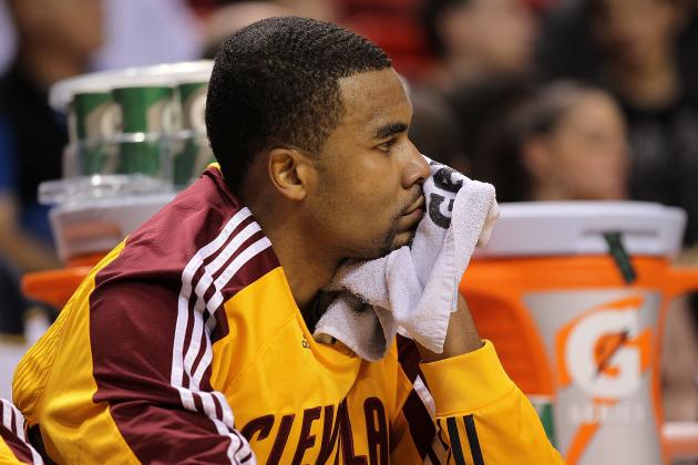NBA Trade Deadline 2012: L.A. Lakers Land PG Ramon Sessions from Cavaliers