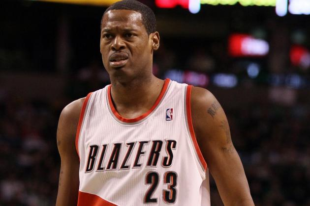 Portland Trail Blazers Shipping Marcus Camby to Houston Rockets