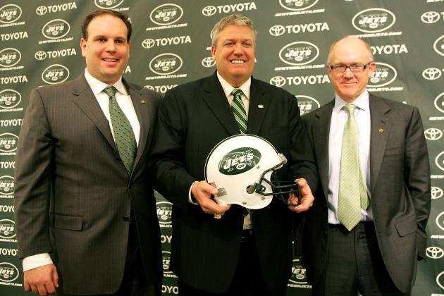 2012 NFL Free Agency: New York Jets Lack of Activity Should Concern Fans