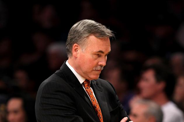 Mike D'Antoni: Knicks Realized Defense-Less Coach Would Never Lead Them to Title