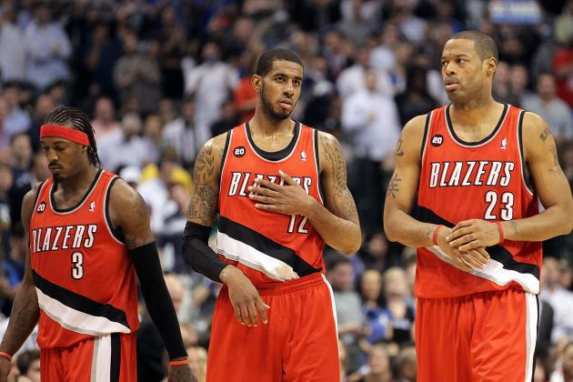 NBA Trade Deadline 2012: Why Blazers Are Giving Up on the Rest of Their Season