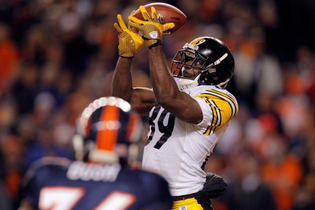 Pittsburgh Steelers Free-Agent WR Jerricho Cotchery Drawing Interest