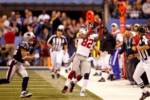 NFL Free-Agent Rumors: Mario Manningham Next for Buffalo Bills?