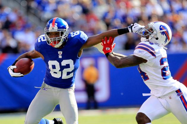 2012 NFL Free Agents: Bills Must Nab Mario Manningham to Complete Transformation
