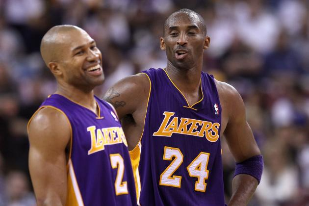 Lakers Deal Derek Fisher, Show Why the NBA Is a No-Loyalty Zone