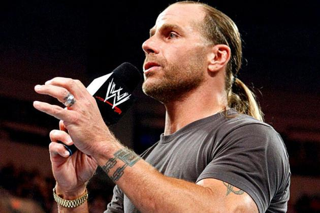 WWE News: Shawn Michaels Comments on the Rock-Cena Feud