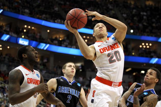 NCAA Scores 2012: Reaction to UNC-Asheville's Close Loss to Syracuse