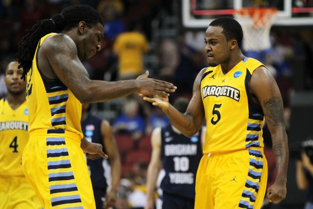 NCAA Tournament 2012: Upset Odds for First Four Round of 32 Games