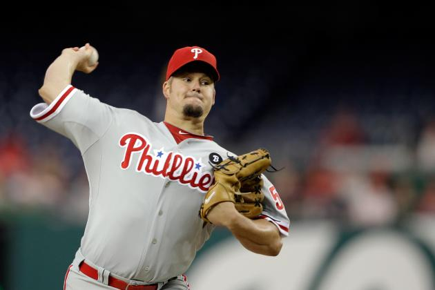 Red Sox, O's Had Scouts at Joe Blanton's Start Thursday