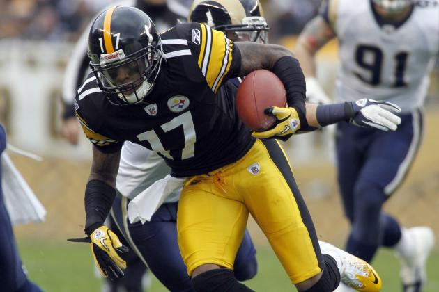 Pittsburgh Steelers Free Agency: What Is Mike Wallace's Current Status?