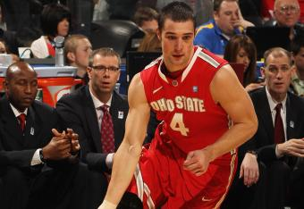 Aaron Craft is a key at point guard for the Buckeyes