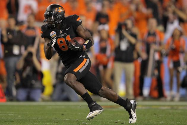 2012 NFL Draft: Cleveland Browns' Best Case Scenario