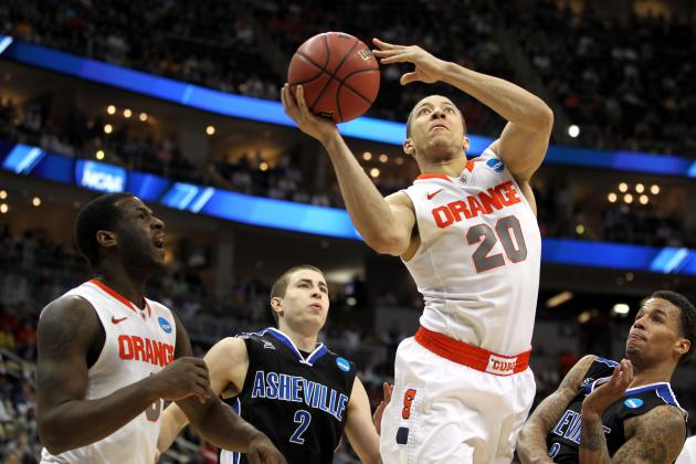 NCAA Tournament 2012 Schedule: Breaking Down Orange vs. Wildcats
