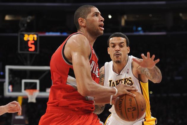 2012 NBA Trade Deadline: Portland Trail Blazers Set Their Sights on the Future