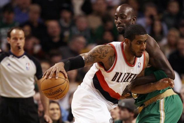 Portland Trail Blazers Prepare to Officially Start LaMarcus Aldridge Era