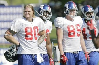 New York Giants: No Reunion for Former Tight Ends Kevin Boss, Jeremy Shockey