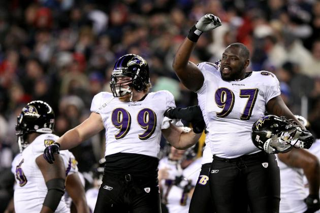 Baltimore Ravens Hope That Kruger, McPhee and Jones Are the 'Next Man Up'
