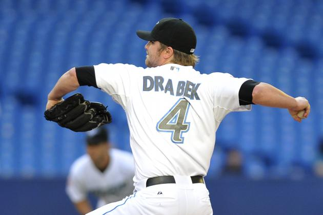 MLB Spring Training: Toronto Blue Jays Kyle Drabek Will Have Bounce-Back Season