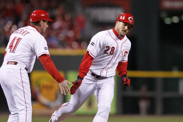 2012 MLB Spring Training: Chris Heisey, Ryan Ludwick: Does Anone Want LF?