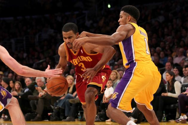 NBA Trade Deadline 2012: Grades and Details for Ramon Sessions to Lakers Trade