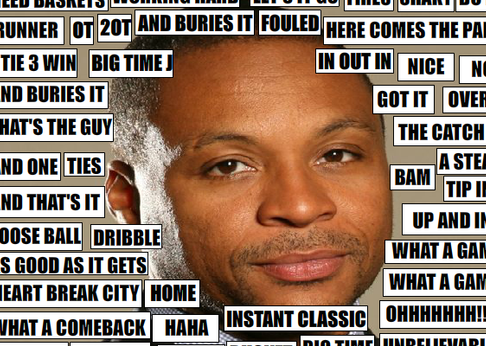 Gus Johnson NCAA Soundboard