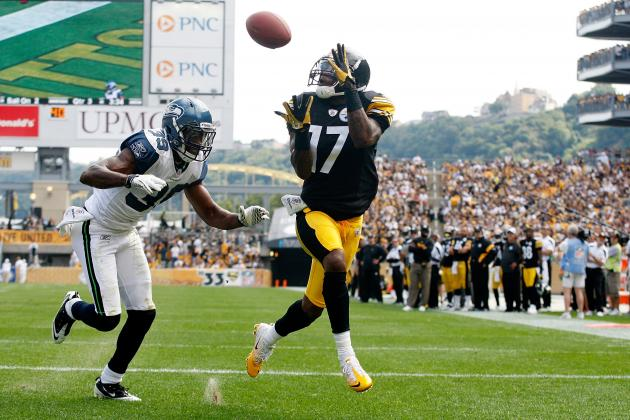 Steelers: With Receiver Market Drying Up, What Happens with Mike Wallace?