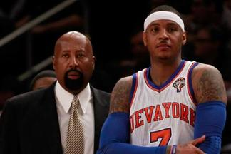 Mike Woodson: The Coach of the New York Knicks for Better or Worse