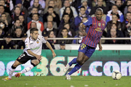 Ànims Abidal! Éric Abidal and the Future of FC Barcelona's Back Line