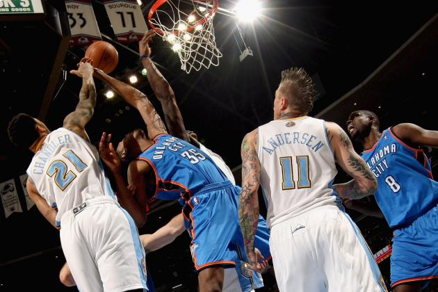 How Wilson Chandler's Addition Will Improve Nuggets' Playoff Chances