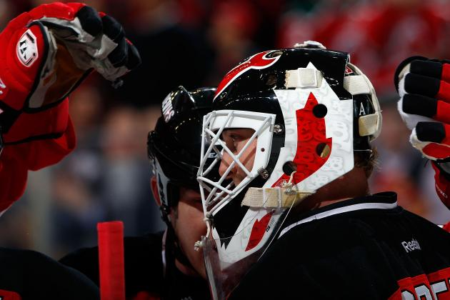 New Jersey Devils' Martin Brodeur Looks Ready to Play One More Year