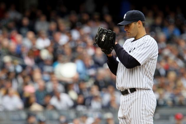 Andy Pettitte Returning to the New York Yankees in 2012