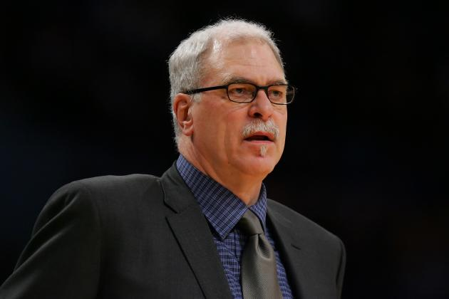 Knicks Rumors: Phil Jackson Reportedly Interested in Return to Coaching