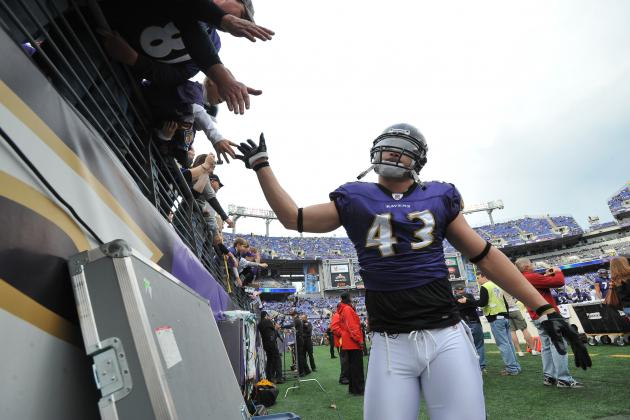 Baltimore Ravens Free Agency: Why Losing Haruki Nakamura Is Not a Big Deal