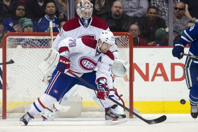 Montreal Canadiens: Andrei Markov Finally Returns to Roster, but for How Long?