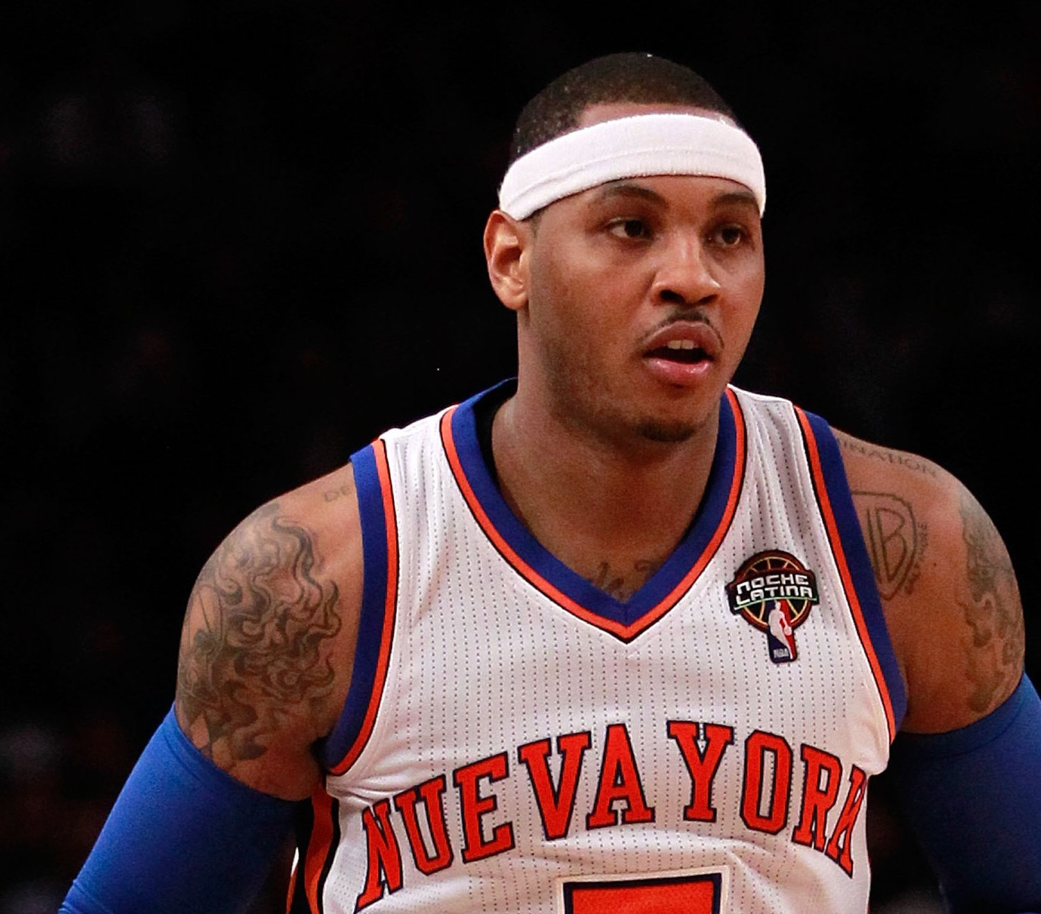 Why Carmelo Anthony's Failures May Be the 'Moneyball ...