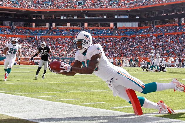 Fantasy Football 2012:  4 Winners from the Brandon Marshall Trade