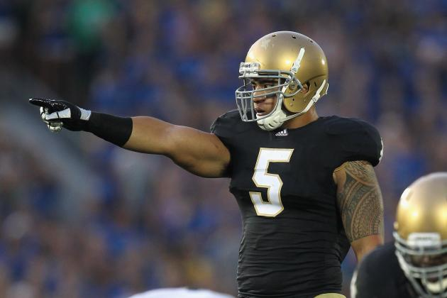 Notre Dame Football: Power Ranking Irish's Most Important Players in 2012
