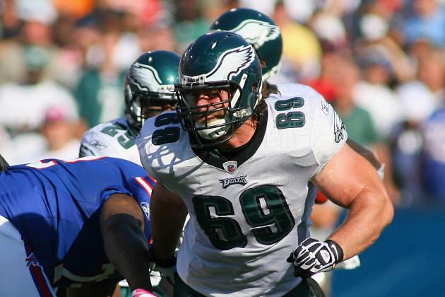 2012 NFL Free Agents: Eagles, Ravens Want Evan Mathis—Who Has the Upper Hand?